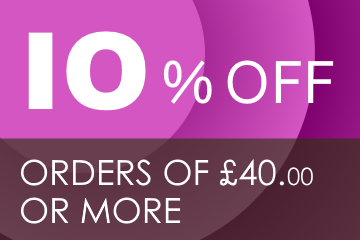 10% Off On Orders Of £40.00 Or More - Start Shopping Now