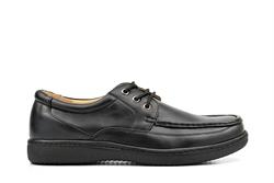Dr Keller Mens Wide Fit Lace Up Shoes
