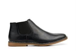 mens chelsea boots black