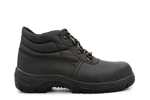 Tradesafe Leather Coated Safety Ankle