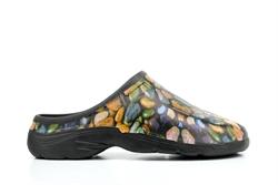 Mens Garden Shoes Pebble Print
