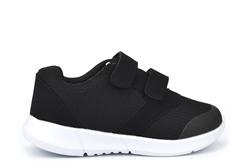 Ascot Boys Twin Velcro Trainers Black