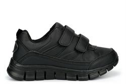Dek Boys Super Light Weight Velcro School Shoes