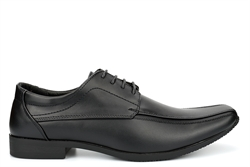 Greenwood Mens Lace Up Formal Shoes Black