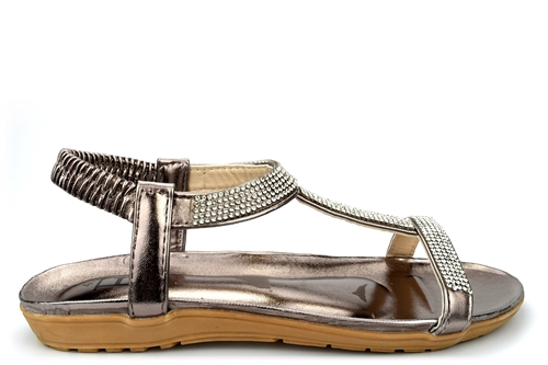 Shoes By Emma Womens Diamante Sandals