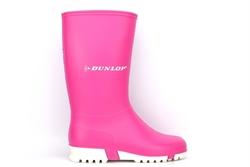 Dunlop Girls Sport Waterproof Wellington Boots Pink